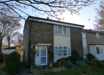 Thumbnail 4 bedroom end terrace house for sale in Shephall View, Stevenage