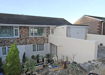 Thumbnail 3 bed semi-detached house for sale in Dunstone View, Plymstock, Plymouth, Devon