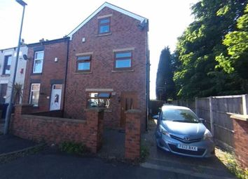 Thumbnail 6 bed end terrace house for sale in Osborne Road, Denton, Manchester