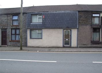 Thumbnail 1 bed terraced house for sale in Tyntyla Road, Pentre, Ystrad, Rhondda Cynon Taff.
