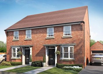 "Thumbnail 3 bed semi-detached house for sale in ""Oakfield"" at The Causeway, Petersfield"