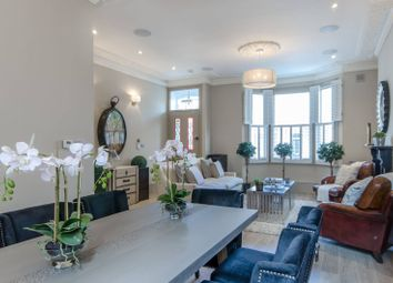 Thumbnail 5 bedroom terraced house for sale in Gironde Road, Fulham, London