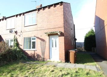 Thumbnail 2 bed terraced house to rent in Gervase Road, Horbury, Wakefield