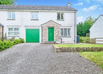 Thumbnail 3 bed semi-detached house for sale in Gatesyde Place, Eskdale, Holmrook, Cumbria