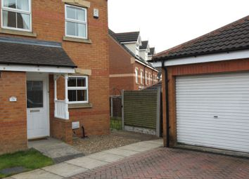 Thumbnail 3 bed end terrace house for sale in Oak Grove, Thurcroft, Rotherham