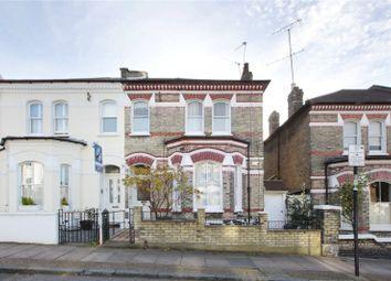 Thumbnail 2 bed flat to rent in Salcott Road, Battersea, London