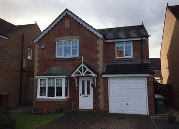 Thumbnail 4 bed detached house to rent in Hornbeam, Biddick Woods