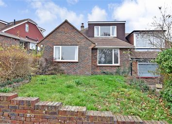 Thumbnail 3 bed semi-detached bungalow for sale in Bramble Rise, Westdene, Brighton, East Sussex
