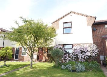 Thumbnail 2 bedroom terraced house for sale in Mill Moor Close, Chellaston
