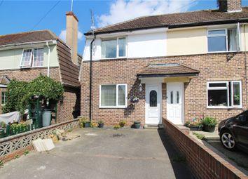 Thumbnail 2 bed end terrace house for sale in Conbar Avenue, Rustington, Littlehampton