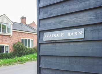 Thumbnail 1 bed barn conversion to rent in Church End, Barley, Royston