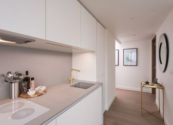 Thumbnail 1 bedroom flat for sale in Blake Tower, Fann Street, London