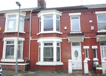 Thumbnail 4 bed terraced house for sale in Hampstead Road, Kensington, Liverpool