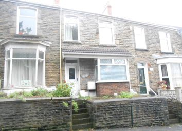 Thumbnail 3 bed terraced house for sale in Stanley Terrace, Mount Pleasant, Swansea