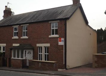 Thumbnail 2 bed end terrace house for sale in West Road, Ponteland, Newcastle Upon Tyne, Northumberland