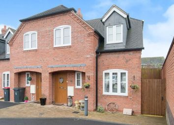 Thumbnail 2 bedroom end terrace house for sale in Wheelwright Cottages, Birmingham Road, Coleshill, Birmingham