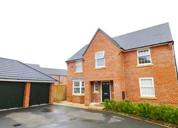 Thumbnail 4 bed detached house for sale in Brassey Grange, Northwich, Cheshire West And Chester