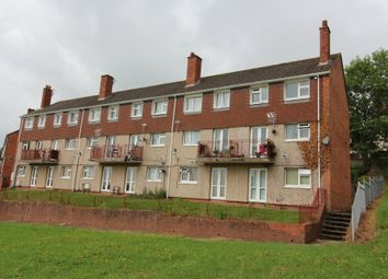 Thumbnail 2 bed flat for sale in Haccombe Close, Exeter