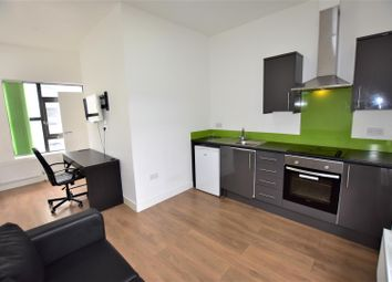 Thumbnail 1 bed flat to rent in Phoenix Yard, Upper Brown Street, Leicester