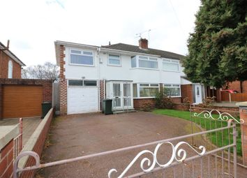 Thumbnail 4 bed semi-detached house for sale in Avondale, Whitby, Ellesmere Port
