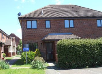 Thumbnail 2 bed end terrace house to rent in Cornwallis Drive, St Neots