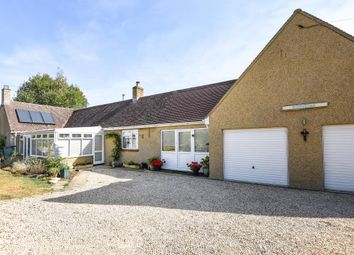 Thumbnail 4 bed detached bungalow for sale in Windyridge, East End, Witney, West Oxon