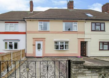 Thumbnail 3 bed terraced house for sale in Wentworth Road, Beeston, Nottingham