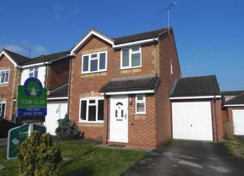 Thumbnail 3 bed detached house to rent in The Ridgeway, Stafford
