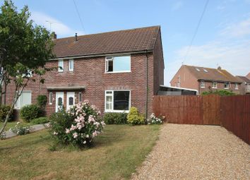 Thumbnail 3 bed semi-detached house for sale in Ash Lane, St. Athan, Barry