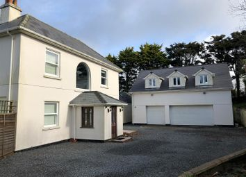 Thumbnail 6 bed detached house for sale in Meaver Road, Mullion, Helston