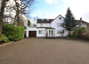 Thumbnail 5 bedroom semi-detached house for sale in Carrington Avenue, Borehamwood, Hertfordshire