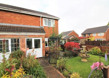 Thumbnail 3 bed semi-detached house for sale in Park Road, Berry Hill, Coleford