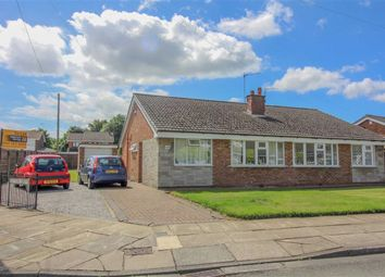 Thumbnail 2 bed semi-detached bungalow to rent in Leyton Drive, Bury, Greater Manchester