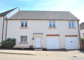 Thumbnail 2 bed flat for sale in Swallow Way, Cullompton, Devon