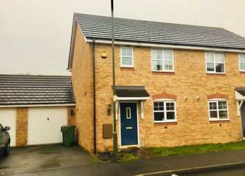 Thumbnail 2 bedroom property to rent in Steel Close, Bromsgrove