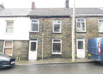 Thumbnail 3 bedroom terraced house for sale in Bryn Cottages, Pontyrhyl, Bridgend