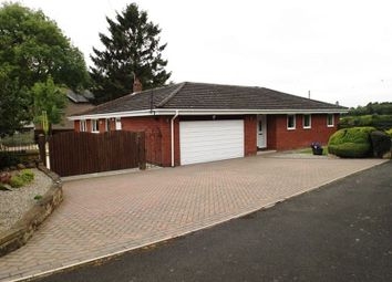 Thumbnail 3 bed bungalow for sale in Fairmoor, Morpeth