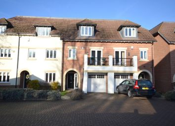 Thumbnail 4 bed property for sale in Goodacre Close, Weybridge