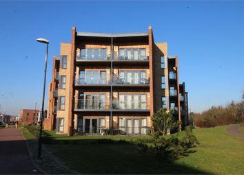 Thumbnail 2 bed flat for sale in Ada Walk, Oakgrove Village, Milton Keynes, Buckinghamshire
