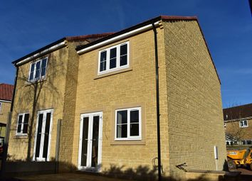 Thumbnail 2 bed semi-detached house for sale in Kiln Close, Wanstrow, Wanstrow