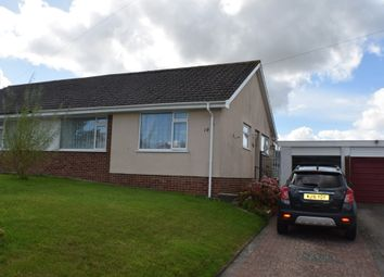 Thumbnail 3 bed semi-detached bungalow for sale in Mount View, Woolavington, Bridgwater