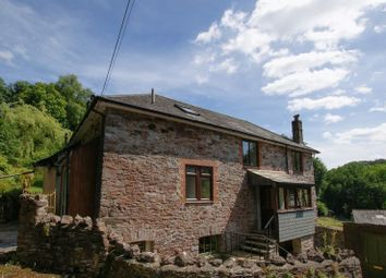 Thumbnail 4 bed detached house for sale in Old Totnes Road, Buckfastleigh