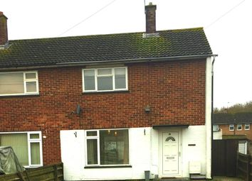 Thumbnail 2 bedroom end terrace house for sale in 2Bed, Leighton Ave, Swindon