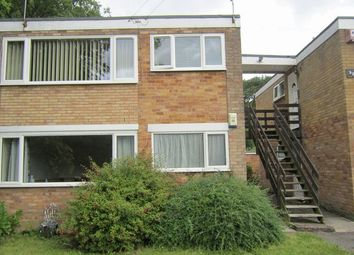 Thumbnail 2 bed maisonette for sale in Woodcraft Close, Tile Hill, Coventry
