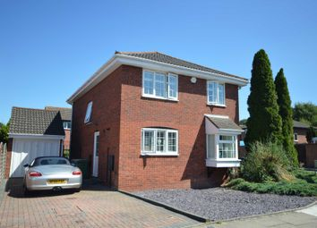 Thumbnail 4 bed detached house for sale in Sampson Close, Belvedere