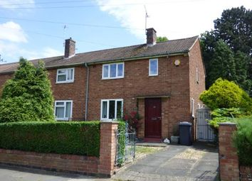 Thumbnail 2 bed end terrace house for sale in Spendlow Gardens, Leicester, Leicestershire
