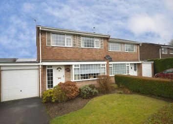 Thumbnail 3 bed semi-detached house for sale in St. Johns Road, Yeadon, Leeds, West Yorkshire