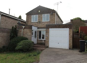Thumbnail 3 bed link-detached house to rent in Yeomanside Close, Whitchurch, Bristol