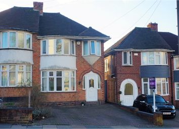Thumbnail 3 bedroom semi-detached house for sale in Barnes Hill, Birmingham