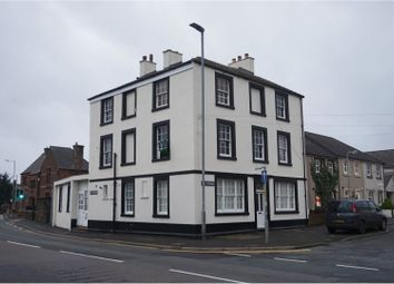 Thumbnail 2 bed block of flats for sale in Ellenborough Place, Maryport